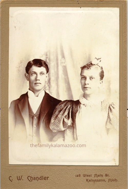 Cora DeKorn and Adrian Zuidweg wedding picture close up