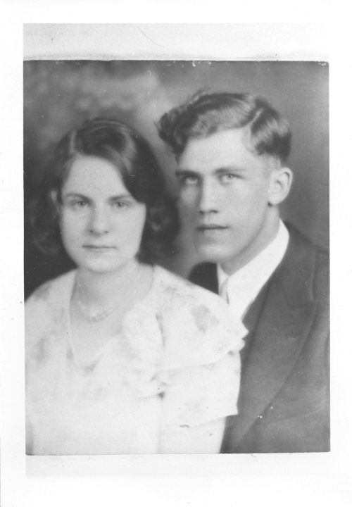 Adrian Jr. and Edna (Mulder) Zuidweg