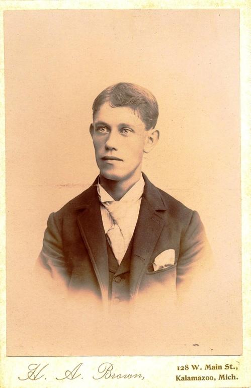 Adrian Zuidweg (Adriaan Zuijdweg) 1897