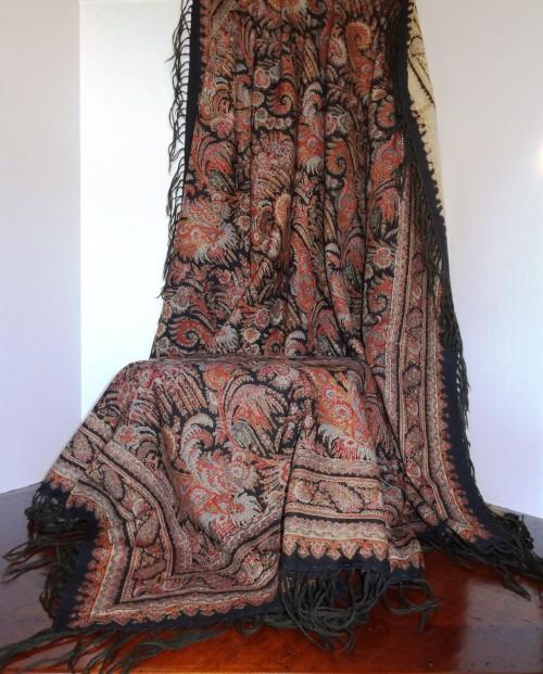 Alice Paak (Peek) DeKorn's shawl