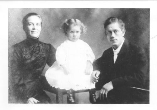 Cora, Adrian, and Adriaan Zuidweg