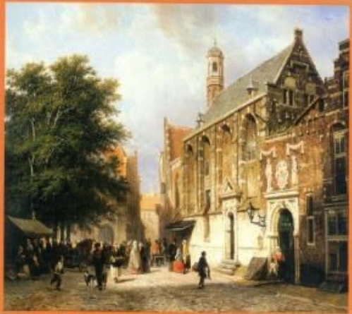 City Orphanage, Goes c. 1850 Source: Goes.nl