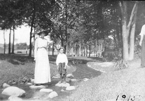 Brook Lodge, Michigan 1915