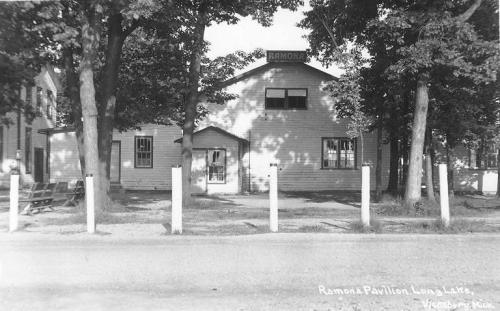 Ramona Palace, Long Lake Portage (once Vicksburg), Michigan