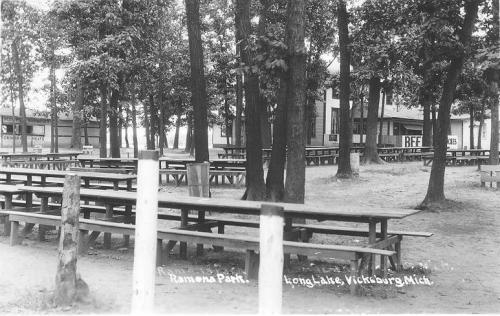 Ramona Park, Long Lake Portage (once Vicksburg), Michigan