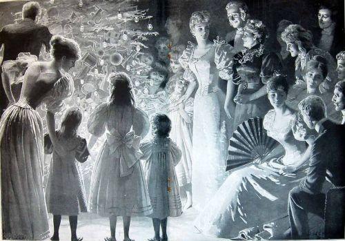 1896 Christmas Tree