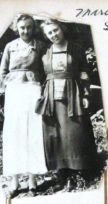 Marge and Marion Sootsman