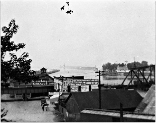 St. Joe Line Chicago Steamer