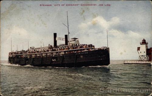 Steamer City of Chicago