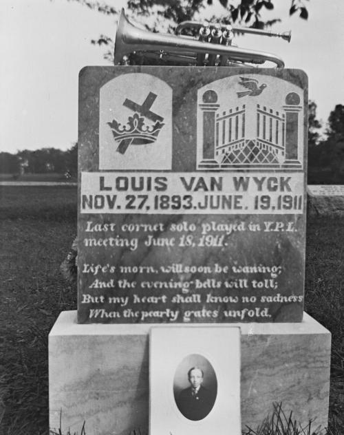 Louis Van Wyck
