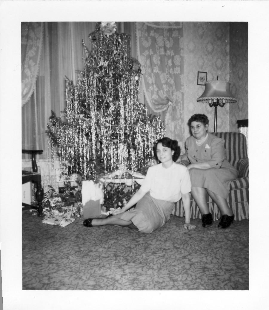 Christmas With My Grandmother