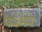 Clara Noffke Wicksheadstone